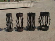 Центратор для обсадных колон