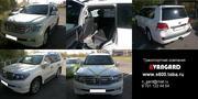 Аренда Toyota Land Cruiser 200 белого