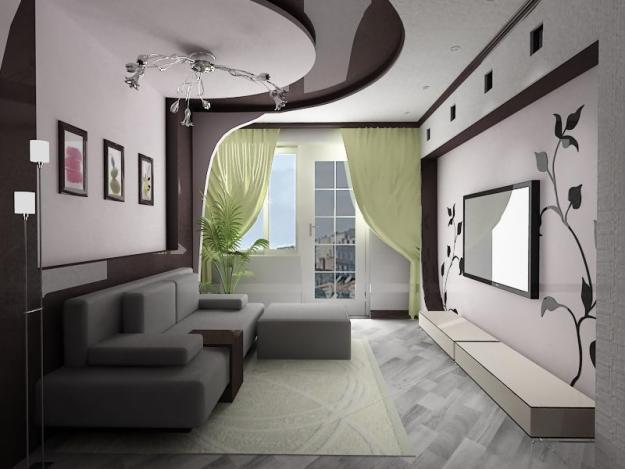 Недорогой дизайн квартир своими руками фото