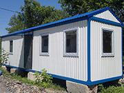 жилые бытовки,  блок-контейнера,  модульные здания,  утепленные контейнер