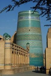 Туристический маршрут: «НЕ забываемый Уикенд в Узбекистане »