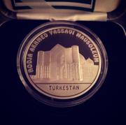 Редкая монета Туркестан