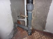 Замена стояков канализации, водоснабжения, отопления.