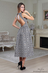 Дизайнерская женская одежда Nai Lu-na by Anastasiya Ivanova
