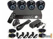 установка систем видеонаблюдения охранной пожарной сигнализации