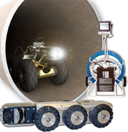 телеинспекция трубопровода/канализации