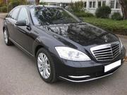 Рестайлинговые Mercedes-Benz S-Class W221 Long,  S65 AMG,  S63 AMG,  S600