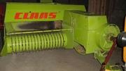 Продам пресс-подборщик тюковой CLAAS - markant 41,  50 б/у (Германия).