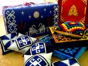 Приданое для казахской невесты (Қыз жасау )