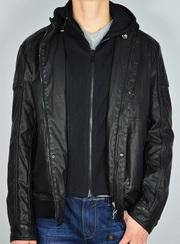 новая куртка ветровка с капюшоном City Class размер 56-58