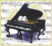 Уроки фортепиано и синтезатору