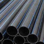 ПЭ трубы для водопроводных,  канализационных систем,  для прокладки каб