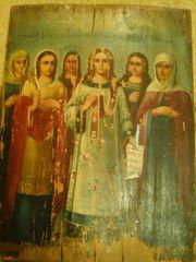 Продам икону, крест в хорошем состоянии