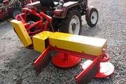 Косилка роторная КТР-1.35 вес 150 кг. для мини-трактора.