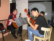 Школа игры на гитаре в Астане