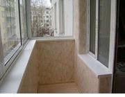 Обшивка и утепление балконов