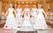 Вывод невесты в национальном стиле