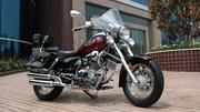 Мотоцикл Irbis Garpia