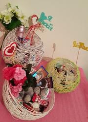 Сладкие подарки ко Дню Всех Влюбленных в Астане!
