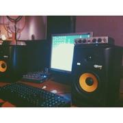 Studio zvukozapisi v Astane