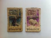 СССР монгол шуудан