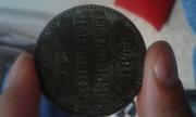 Старые монеты 2 шт. 1835г и 1844г.