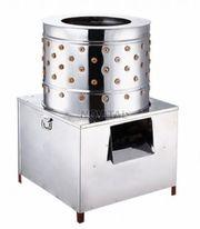 Перосъемная машина для гусей,  уток, курT600мм