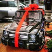 Детский электромобиль MERCEDES G63 AMG