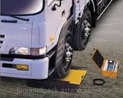 Весы автомобильные портативные подкладные