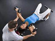 Индивидуальные занятия фитнесом для детей и взрослых