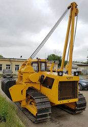 Трубоукладчик ЧЗТТ-ТР12Э от производителя