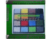 Индивидуальное ковровое покрытие с изображением AUGUSTUS