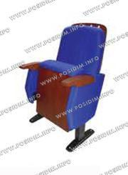 ПОСИДИМ: Кресла для конференц-залов. Артикул SPKZ-017