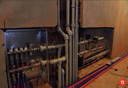 Расчёт и монтаж системы отопления водоснобжения в Астане