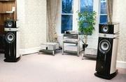 Высококачественные акустические системы Focal,  шедевр звука