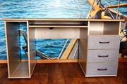 СРОЧНО!!! Компьютерный стол с ящиками.Новый