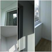 Обшивка и утепление балконов 6000 за квадратный метр