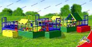 R-KIDS: Детская игровая площадка KDP-002