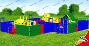 R-KIDS: Детская игровая площадка KDP-003