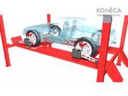 Геометрия колёс (развал - схождение)