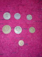 Монеты СССР 1961-1991 год