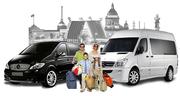 Транспортные услуги,  пассажирские перевозки на микроавтобусах и минивэ