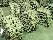 Продаем новые гусеницы на тр. Т-4 А старого образца,  ТТ-4,  ТТ-4 М по большой скидке !