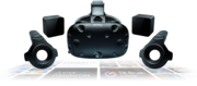 HTC Vive (виртуальная реальность)