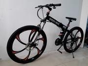 Брутальный велосипед GreenBike на титанках/двухподвес/Trade in. Обмен