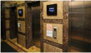 Размещение рекламы (мониторы в лифтовых кабинах)