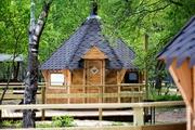 Гриль домики в Казахстане.
