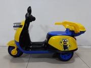 Электромотороллер Миньон/Мотоцикл на аккумуляторе/Электромобиль!