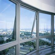 Алюминиевые Окна,  Двери,  Витражи,  Перегородки
