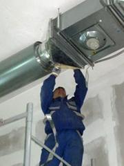 Курсы повышения монтажника систем вентиляции и кондиционирования